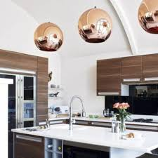 Copper Decorations Home Copper Kitchen Light Fixtures Trends With Images Amazing