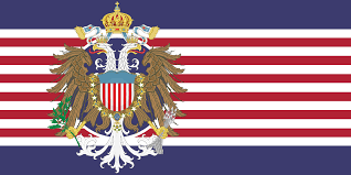 Cool Flags Oc Flag Of The Holy American Empire Vexillology