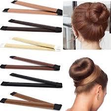 chignon tool jiaufmi hair bun maker women diy twist