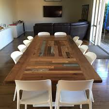 recycled timber dining tables u0026 outdoor timber furniture melbourne