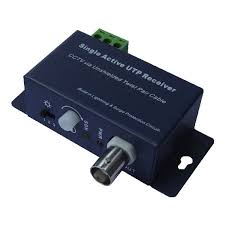active video balun utp balun receiver