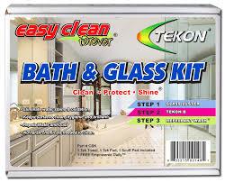 Best Cleaner For Shower Glass Doors by Tekon Restore And Clean Glass Shower Glass Doors And Protect