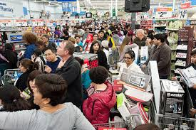america finds a new thanksgiving tradition in walmartfights bloomberg