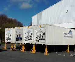 hire rent refrigerated reefer container cold store room tx