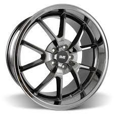 Black Chrome Wheels Mustang Mustang Fr500 Wheel 20x10 Black Chrome 05 17 Lmr