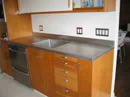 Stainless Steel Cabinets For Kitchen by Stainless Steel Cabinets U2014 Smith Design Modern Kitchen With