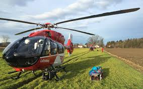 Klinik Bad Aibling Drei Hubschrauber Der Drf Luftrettung Bei Tragischem Zugunglück In