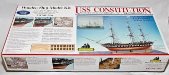 model shipways uss constitution 1797 ironsides 1 76 8 wooden