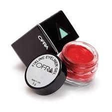 light brown gel eyeliner fixline liquid eyeliner gel by ofra cosmetics ofra cosmetics
