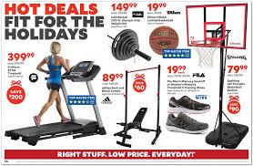 black friday treadmill deals 2017 academy sports black friday 2017 ad scan
