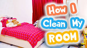 how to clean a bedroom how i clean my room youtube
