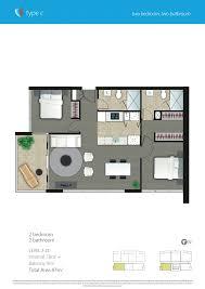 floor plans qld 101 u0027synergy u0027 2 jubilee avenue broadbeach qld 4218 sold
