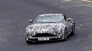 aston martin vintage next aston martin v8 vantage spied sliding at the u0027ring
