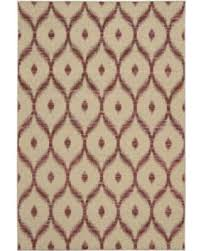 Graphic Area Rugs Don T Miss This Deal Rug Squared Olympia Beige Burgundy Graphic