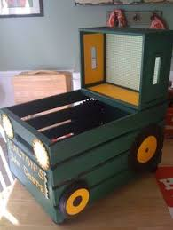 John Deere Bunk Beds Diy Tractor Bunk Bed For Boys Bunk Bed Beds And Tractors