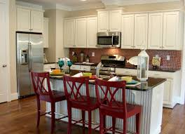 yellow and red kitchen ideas kitchen cabinets red accent after effects red accent kitchen wall