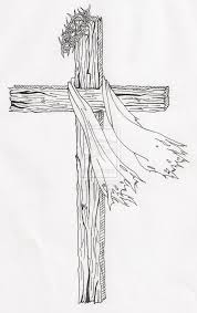 pencil sketches of crosses cross tattoo pencil sketches kids and
