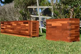 the parquet planters built to last decades forever redwood