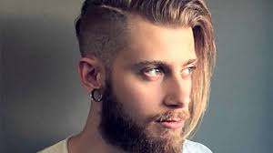 men u0027s long hair with an undercut youtube