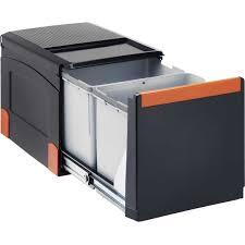 poubelle de cuisine tri selectif poubelle cuisine tri sélectif 2 bacs collection avec poubelle de