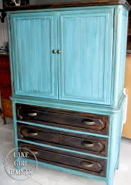 lake paints old entertainment center gets beadboard trendy