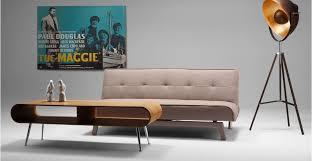 Yoko Sofa Bed In Tawny Brown Madecom - Brown sofa beds
