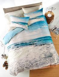 Beachy Bed Sets Coastal And Nautical Bedding 1 Bed Sheets Elefamily Co