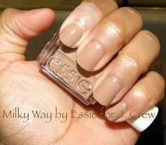 essie for j crew swatch on brown skin beauty blvd