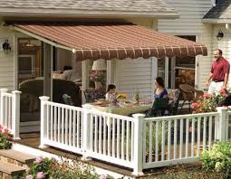 Retractable Awnings Nj Sunsetter Retractable Awnings Nj Designing Windows Plus