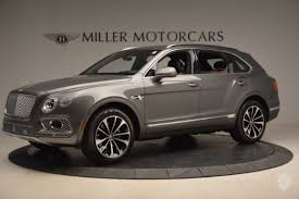 bentley jeep black 61 bentley bentayga for sale on jamesedition