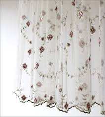 Lace For Curtains Hakusan Rakuten Global Market Cafe Curtains Lace Curtain 60 Cm