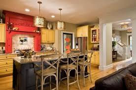 yellow and brown kitchen ideas orange kitchen colors 20 modern kitchen design and decorating ideas