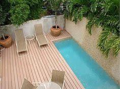 Piscine Dans Un Petit Jardin  Idées Et Inspirations Plunge Pool - Pool backyard design