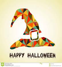 halloween free vector background halloween grunge vector background with hat stock vector image