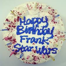 wars cakes we asked safeway to make a wars cake for our editor frank