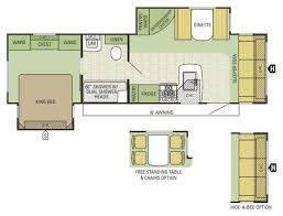 Starcraft Rv Floor Plans by 2014 Starcraft Autumn Ridge 286kbs Travel Trailer U75130