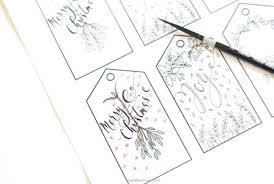 free watercolor christmas cards inkstruck studio