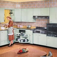 1950s Kitchen Furniture 354 Best 1950s Kitchen U0026 Dining Images On Pinterest 1950s