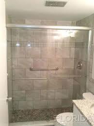 Frameless Slider Shower Doors Sliding Enclosures Florida Shower Doors Manufacturer