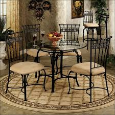 Kitchen Chairs With Rollers by Kitchen Round Table And Chairs Rolling Kitchen Chairs Wood