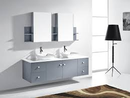 Virtu Bathroom Accessories by Virtu Usa Clarissa 72 Double Bathroom Vanity Cabinet Set In