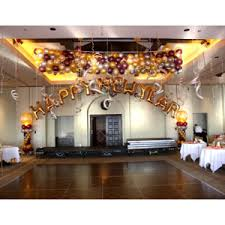 Decoration Happy New Year Balloon And Party Service