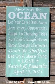personalized wooden wedding signs 25 best advice from the images on signs
