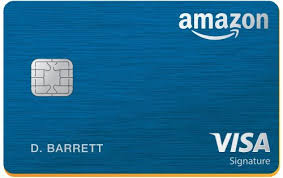 Chase Visa Business Credit Card Amazon Com Amazon Rewards Visa Signature Card Credit Card Offers