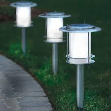 Solar Powered Landscaping Lights Solar Powered Garden Lights Webzine Co Throughout Outdoor Ideas 10