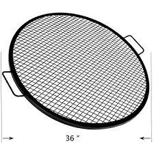 Firepit Grate Onlyfire Heavy Duty X Marks Pit Cooking