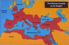Blank Map Of Roman Empire by Rome U2013 Ol U0027 King Cole U0027s Castle