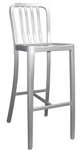 outdoor aluminum bar stools aluminum restaurant barstools outdoor bar stools modern outdoor