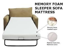 Mattress Pad For Sleeper Sofa Eco Mattress Store Sleeper Sofa Memory Foam Mattress