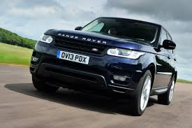 land rover evoque 2017 range rover sport review auto express